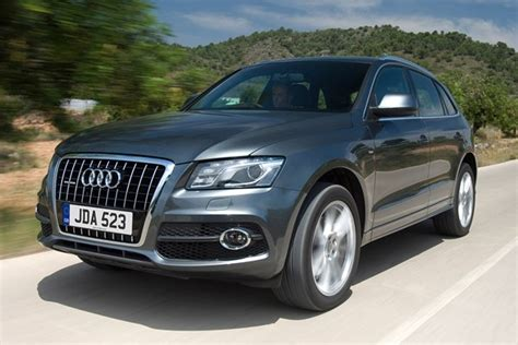 audi q5 estate from 2008 used prices parkers