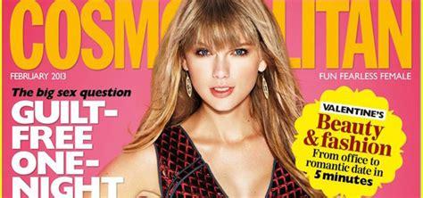 Taylor Swift é capa da edição africana da Cosmopolitan ...