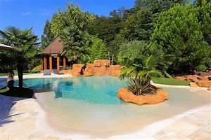 Lagoon pool Diffazur swimming pools