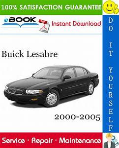 Buick Lesabre Service Repair Manual 2000