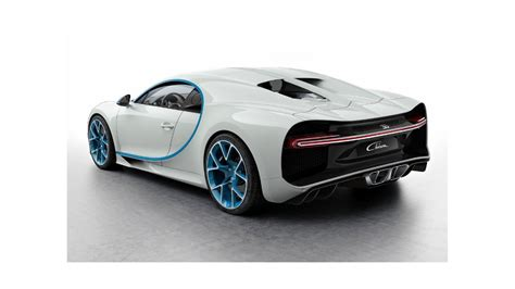 Buy This Bugatti Chiron For €35m, Wait A Year To Actually