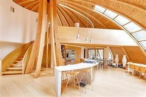 Domespace Interior 7  U00ab Inhabitat  U2013 Green Design