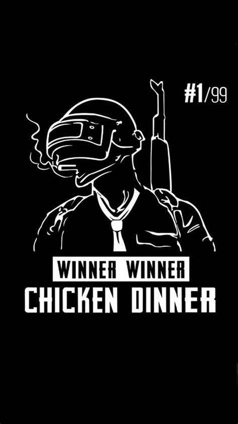 winner chicken dinner playerunknowns