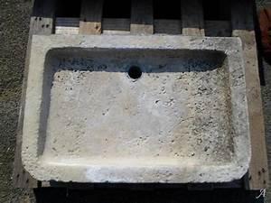 evier en pierre evier en pierre pour salle de bain ou With salle de bain design avec evier en pierre ancien