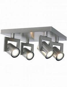 Plafonnier Led Industriel : clairage int rieur led ~ Edinachiropracticcenter.com Idées de Décoration