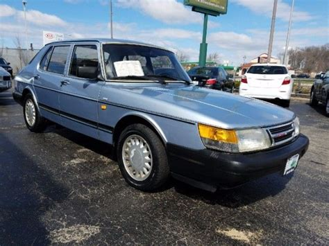 car engine manuals 1992 saab 900 user handbook manual transmission 1987 saab 900 base classic saab 900 1987 for sale