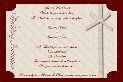 Best Wedding Invitations Cards  Wedding Invitation Card