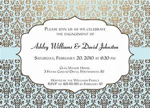 engagement party invitations templates invitation With wedding invitation cards ghatkopar