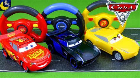 Remote Control Disney Cars 3 Toys! Rc Lightning Mcqueen