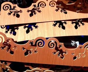 Decoupe Bois En Ligne : d coupe de lambrequins motif salamandre paris ~ Dailycaller-alerts.com Idées de Décoration