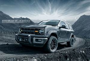 This Is the Best Look Yet at What the New Ford Bronco May Actually Look Like - Maxim