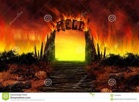 hell  fire stock illustration illustration  evil