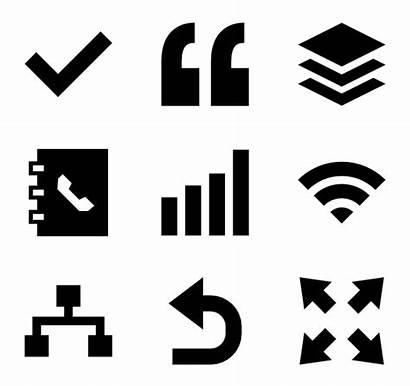 Basic Icons Icon Packs Fill Elaboration Svg