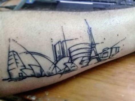 architecture tattoo designs    inspired