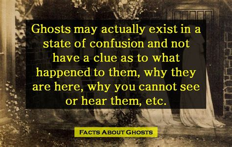 chilling facts  ghosts    blood run