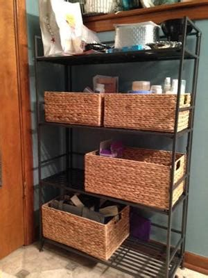 container store folding bookcase cincinnati