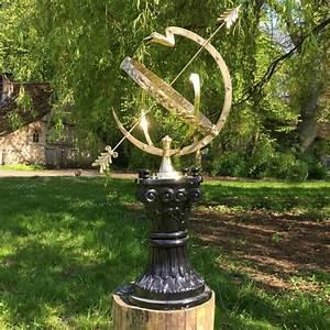 Große Tierfiguren Für Den Garten : f r den landhaus garten eine hochwertige astrologische sonnenuhr ~ Indierocktalk.com Haus und Dekorationen