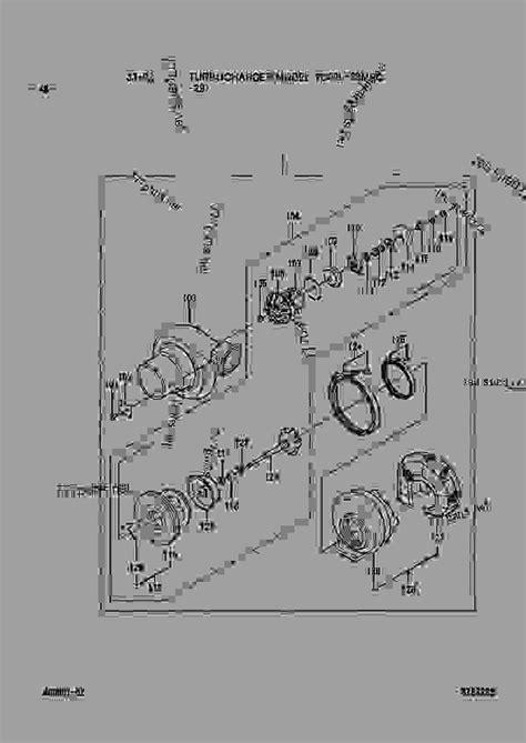 TURBOCHARGER(MODEL TD09L-38MRC-29) - EXCAVATOR Hitachi