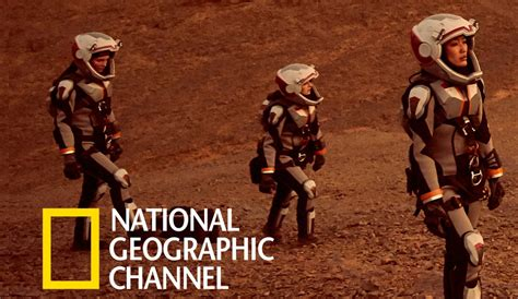 Will You Go To Mars? National Geographic Goes To Mars In