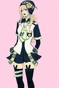 Genderbent Noiz X DMMD | anime | Pinterest | Dramatical ...