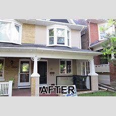 Toronto Brick Painting Contractor  Brick House Painter