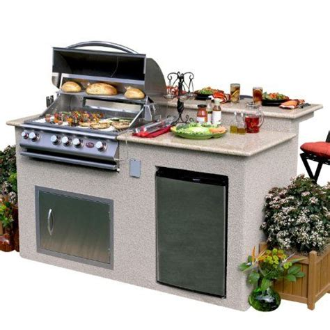 kitchen island grill cal bbq island with 32 inch cal gas 1918