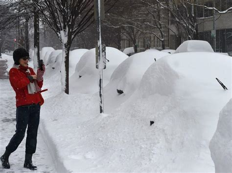 2016 Snow Storm Blizzard