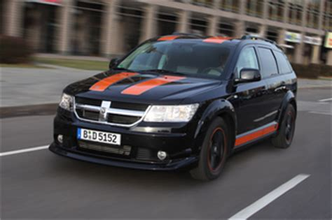 dodge journey eco crossover mit lpg anlage ab werk