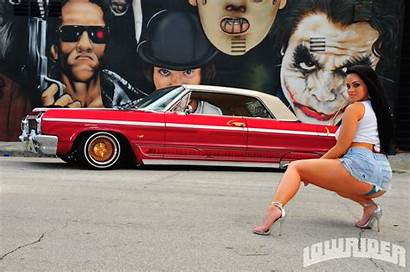 Lowrider Lowriders Babes Tuning Impala Special Wallpapers