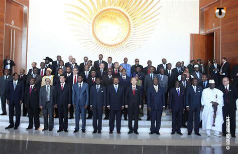 siege de ua sommet de l 39 union africaine république togolaise