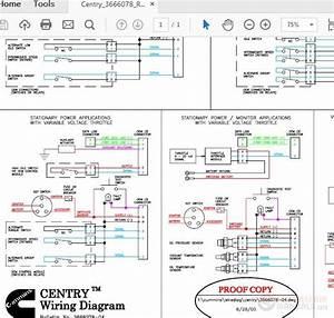 Cummins Heavy Duty Wiring Diagram