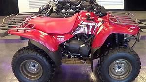 2003 Kawasaki Prairie 360 4x4