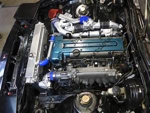 Turbo Intake Air Filter Kit For 86