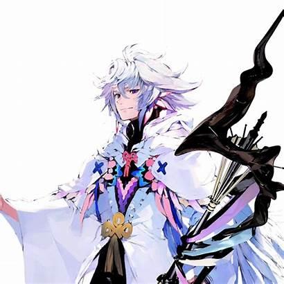 Fandom Merlin Fate Moon Caster Grand Order