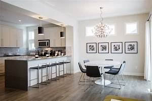 nfid modern modern dining room calgary by natalie With modern interior design dining room