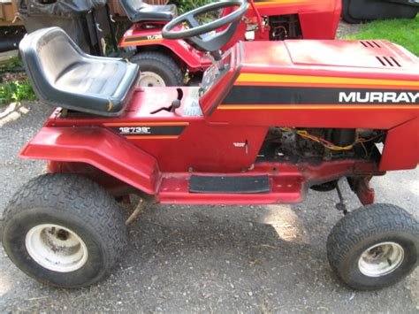 Murray Mower Deck by Murray 12 Hp 38 Inch Mower Barnesville