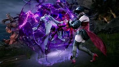 Tekken Eliza Wallpapers Tekken7 Release Date Trailer