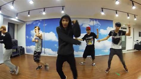 exo growl mirrored dance practice chinese ver youtube