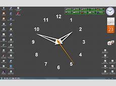 Live Clock Wallpaper for Desktop WallpaperSafari