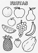 Visit Frutas sketch template