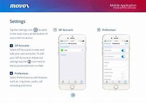 Movox Mobile Application User Guide