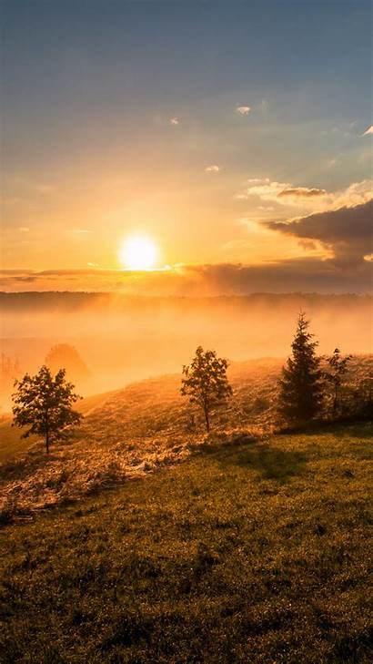 Sunrise Wallpapers Sun Mobile Rise Earth Dont
