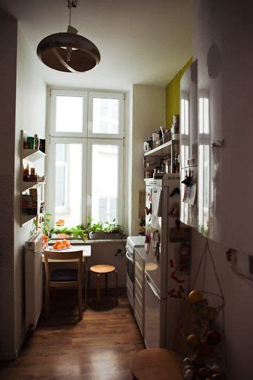 how to organize a small kitchen small kitchen designs 10 organized efficient and tiny 9498