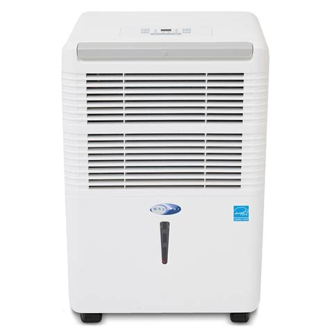 Shop Whynter 50pint 2speed Dehumidifier With Builtin