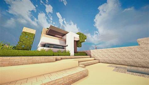 mirage luxury modern house minecraft building