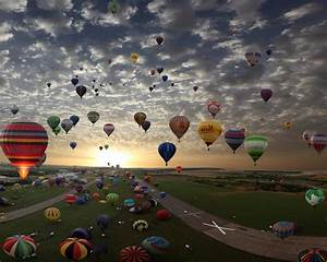 Hot, Air, Balloons, Landscape, Clouds, Wallpapers, Hd, Desktop, And, Mobile, Backgrounds