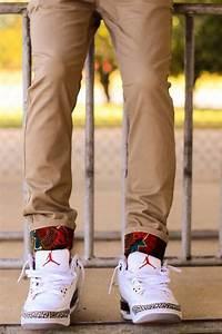 Khaki Joggers With Jordans | www.pixshark.com - Images ...