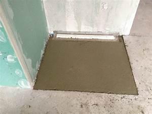 Bodengleiche Dusche Fliesen Verlegen : sicher ins eigenheim wir bauen ein haus ~ Orissabook.com Haus und Dekorationen