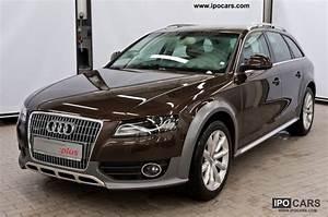 Audi A4 Allroad 2010 : 2010 audi a4 allroad 3 0 tdi quattro s tronic xenon air car photo and specs ~ Medecine-chirurgie-esthetiques.com Avis de Voitures
