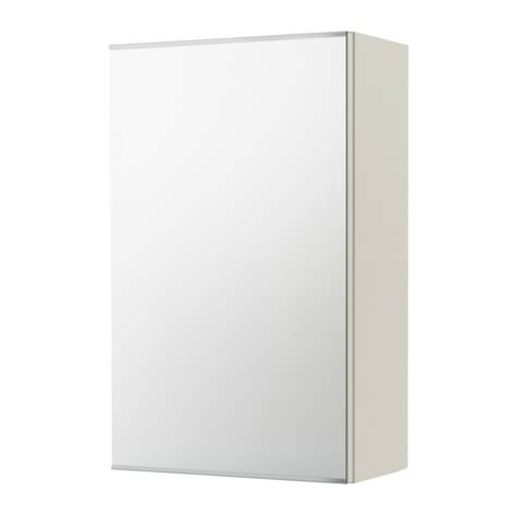 lill 197 ngen mirror cabinet with 1 door white ikea
